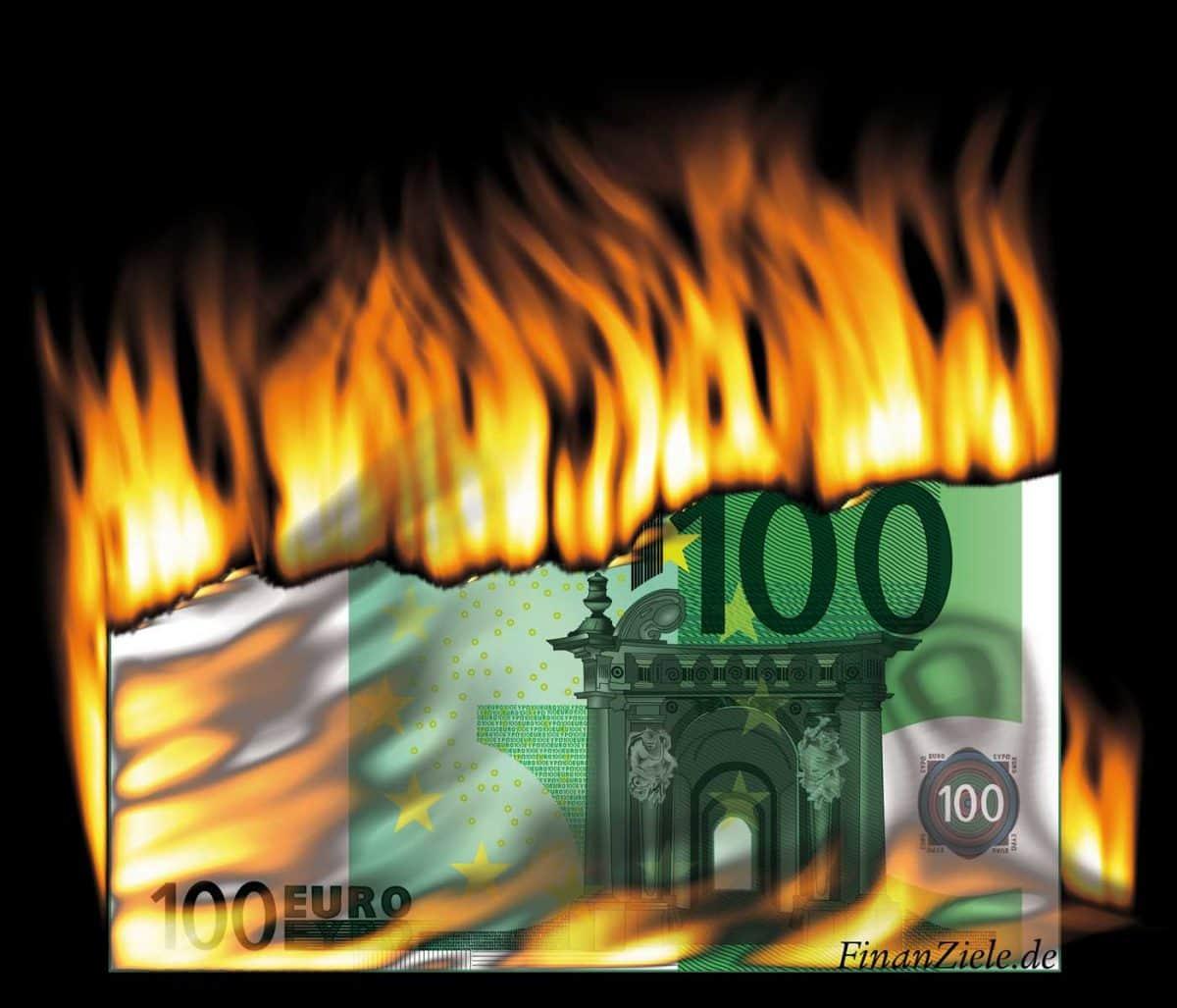 Sparkassen schließen Negativzinsen nicht mehr aus