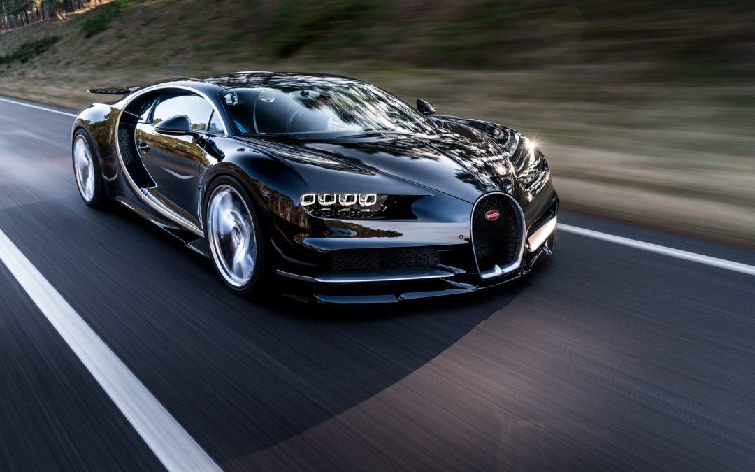 Der neue Bugatti Chiron – das höchste der Gefühle