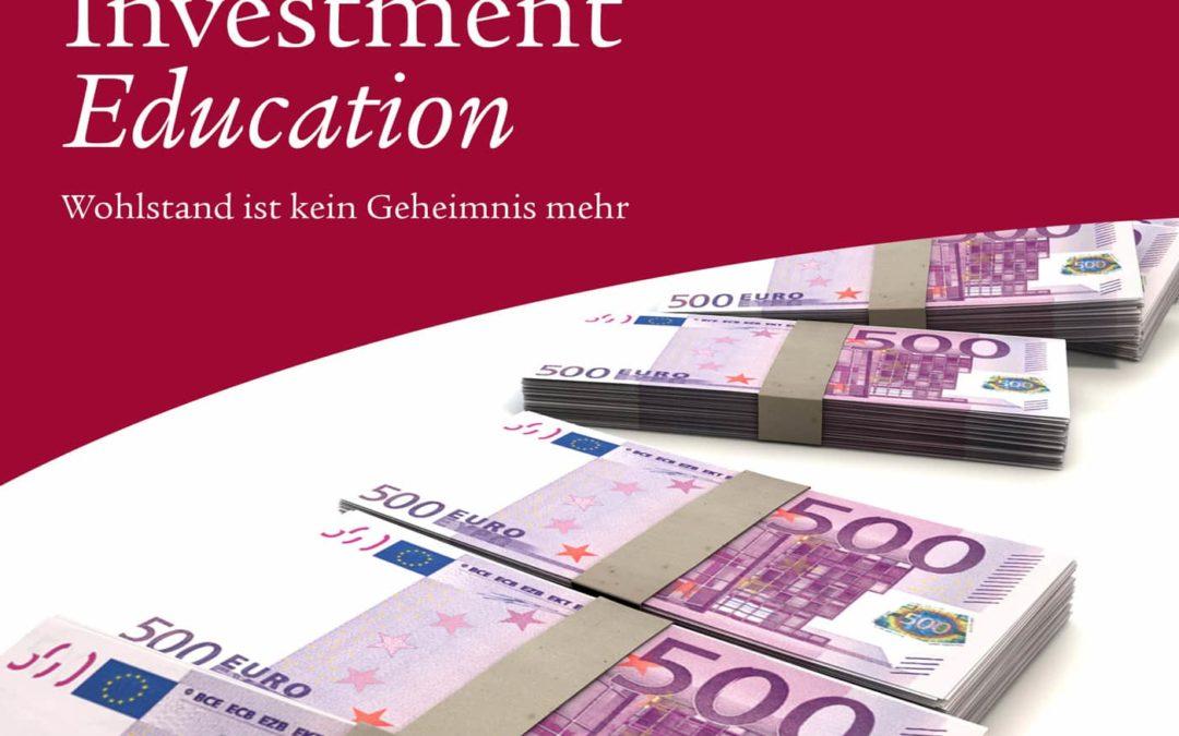 Investment Education – Erweitern Sie Ihre Finanzbildung am 4. Juni 2016!