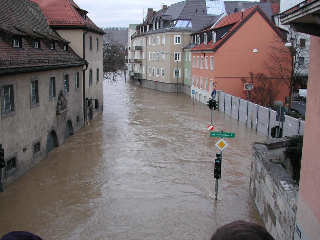"""Zusatz """"Elementarschäden"""" sichert bei Hochwasser und Starkregen ab"""