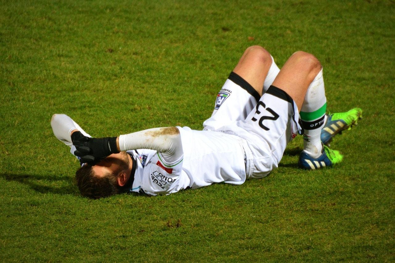 Fußball ist der gefährlichste Sport