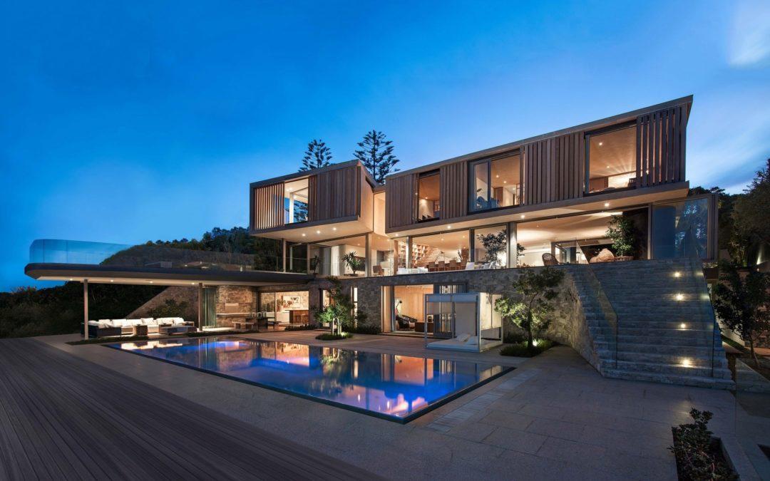 Ein Traumhaus in Südafrika