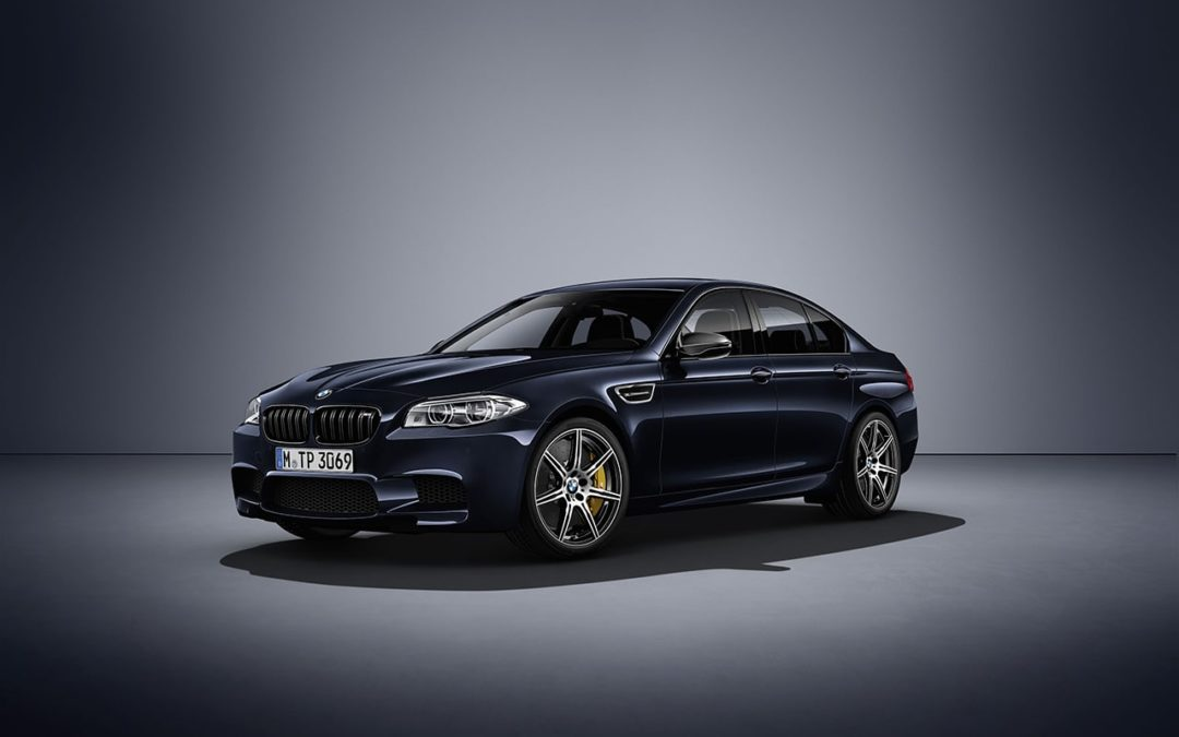 "BMW M5 ""Competition Edition"" 2016"