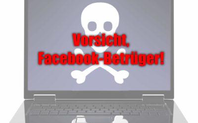 Vorsicht vor Facebook-Fake-Profilen!