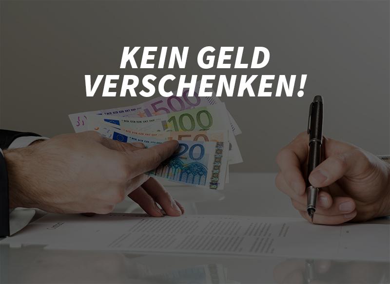Deutsche verschenken Milliarden VL